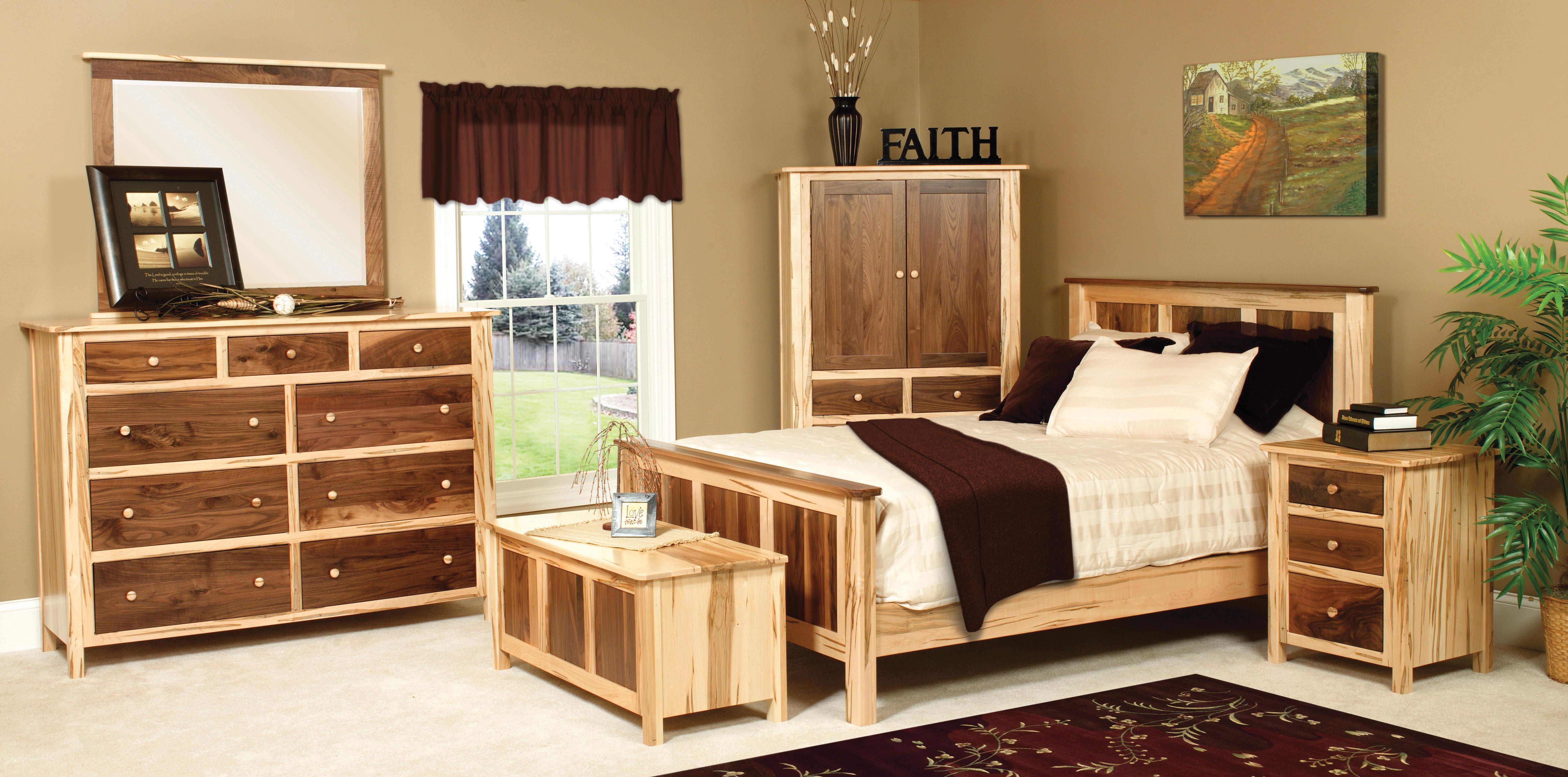 Cornwell Bedroom