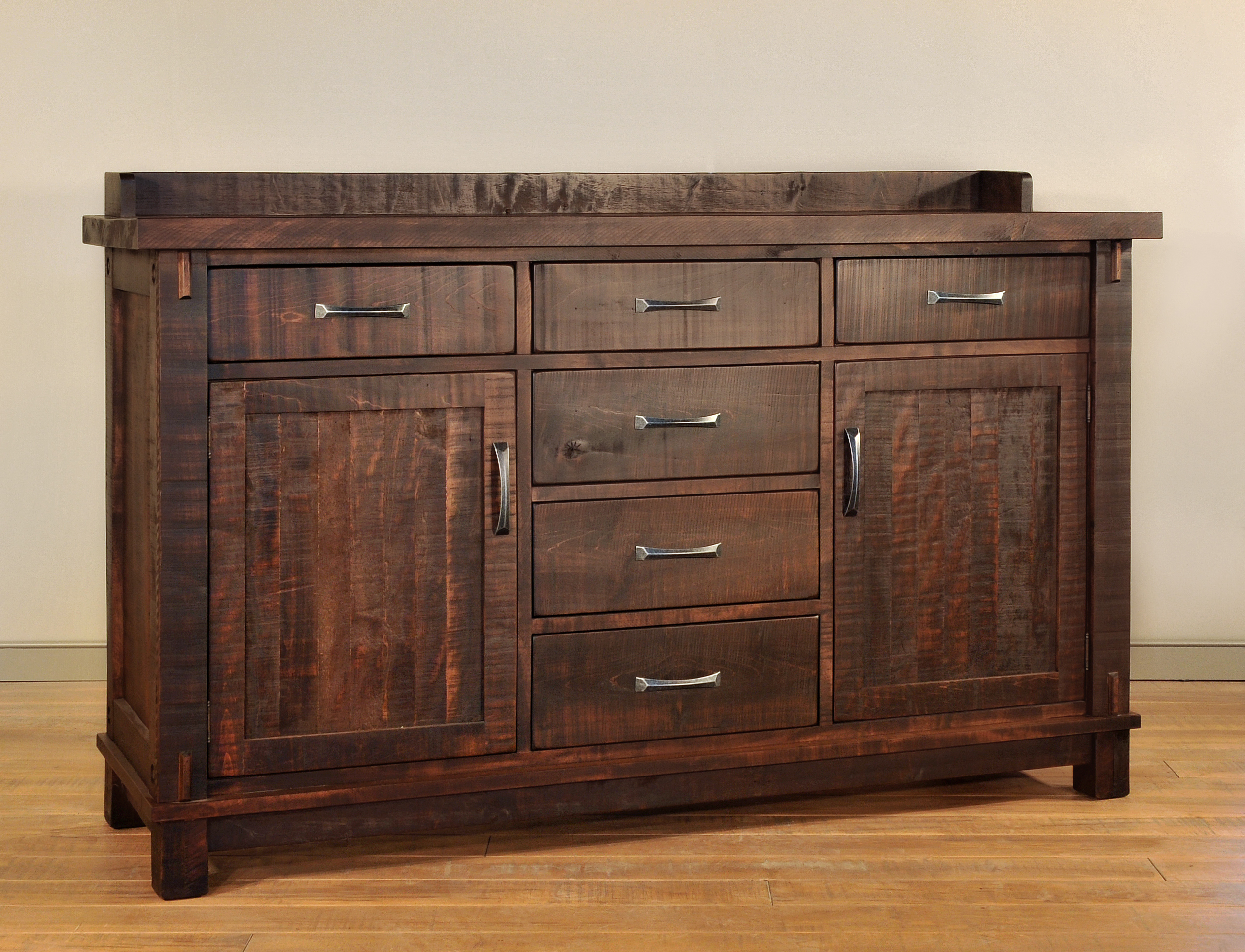 Timber Sideboard by Ruff Sawn TSB4272