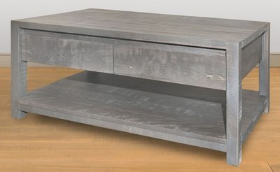 Meta Sequoia Coffee Table by Ruff Sawn