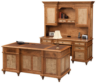 Bridgeport Home Office Group by Dutch Creek