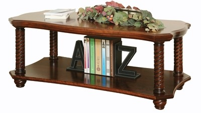 Lexington Coffee Table by Dutch Creek