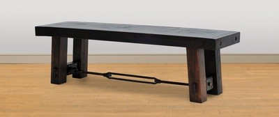 Benchmark Bench by Ruff Sawn