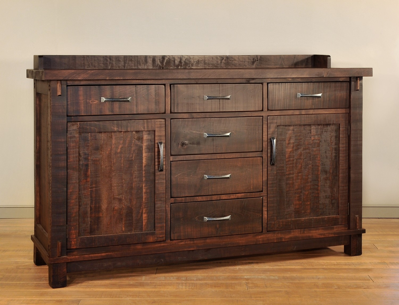 Timber Sideboard by Ruff Sawn