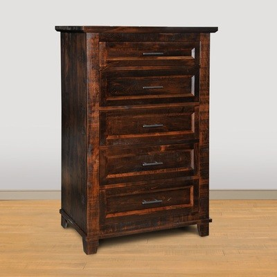 Algonquin Chest by Ruff Sawn