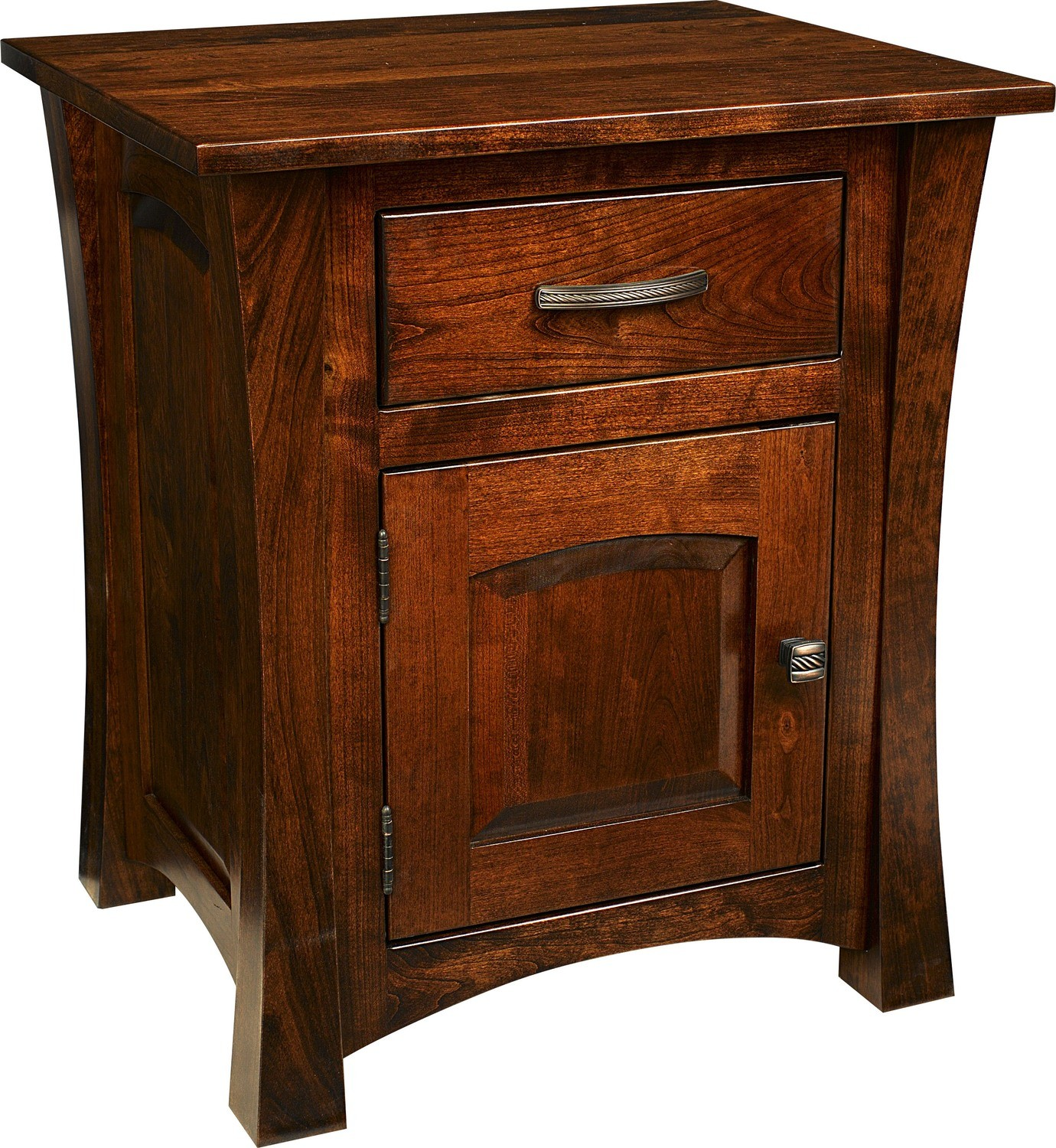 Woodbury Nightstand by Farmside Wood