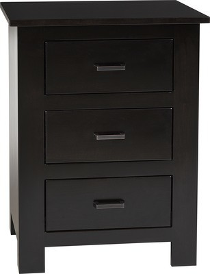 Horizon Shaker Farmside Wood 102 Night Stand