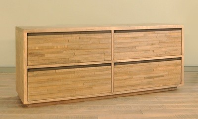 Ledge Rock Dresser by Ruff Sawn