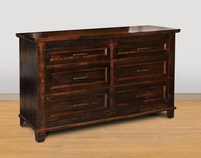 Algonquin Dresser by Ruff Sawn