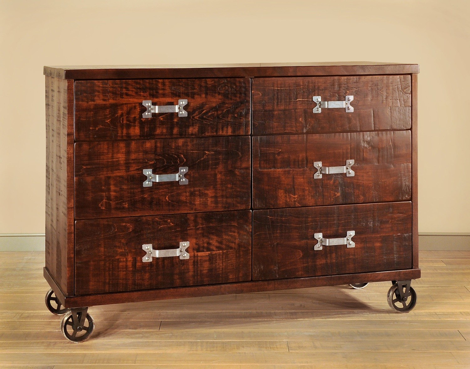 Steam Punk Dresser by Ruff Sawn
