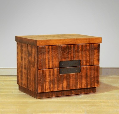 Arthur Philippe Night Stand by Ruff Sawn