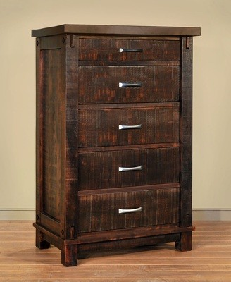 Timber Chest by Ruff Sawn