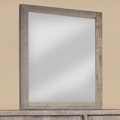 Sequoia Landscape Mirror by Ruff Sawn