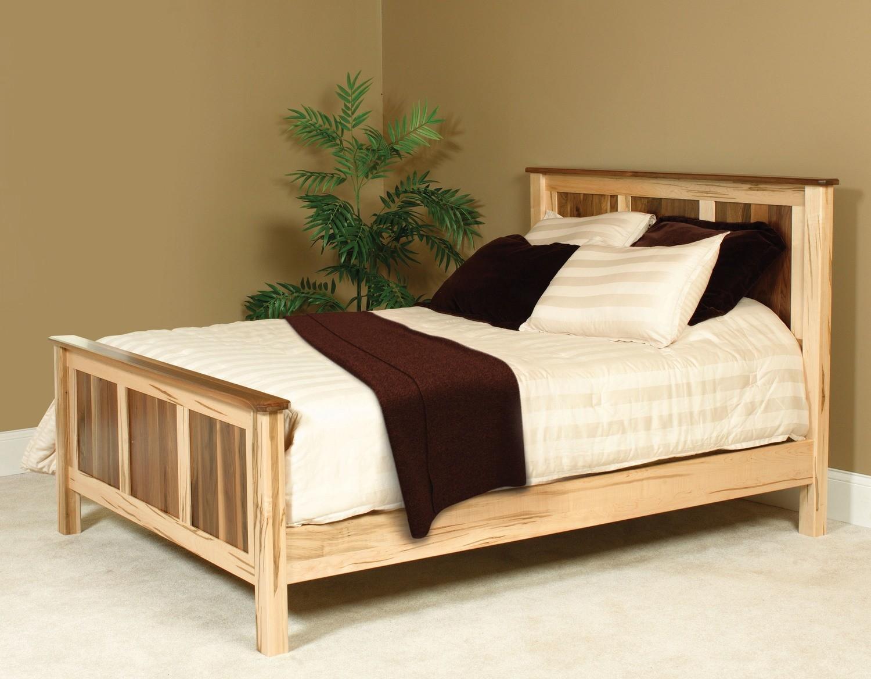 Cornwell Bed by Farmside Wood