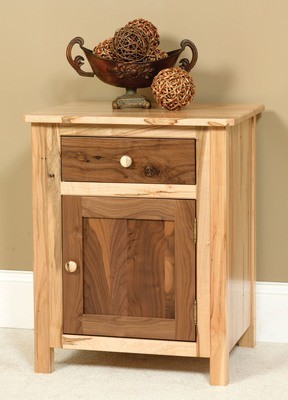 Cornwell Night Stand by Farmside Wood