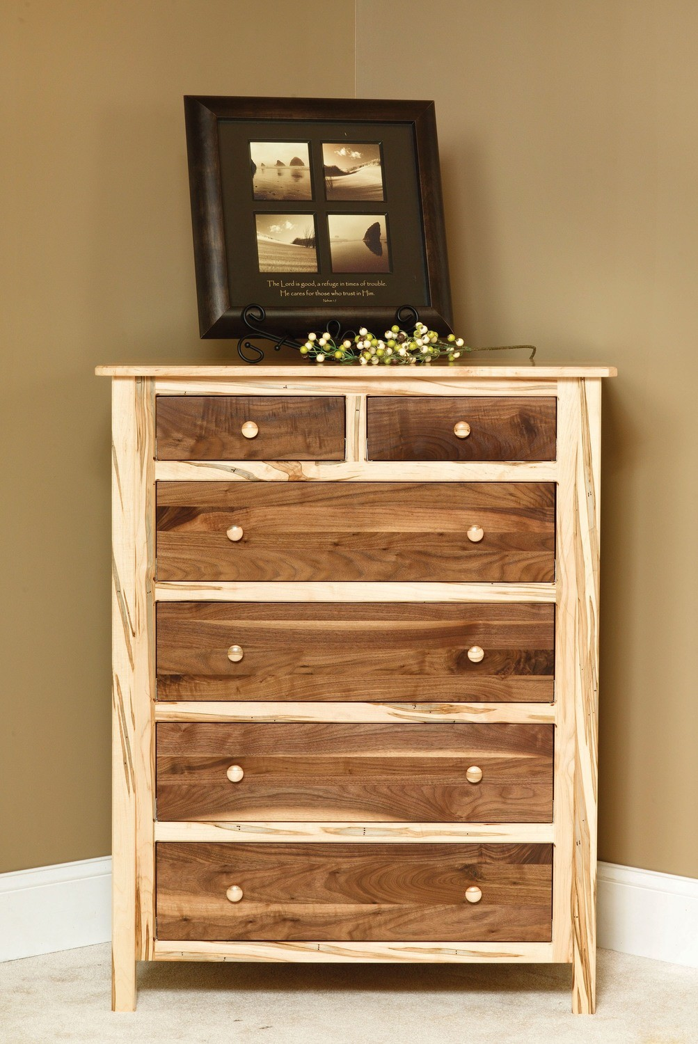 Cornwell Chest by Farmside Wood