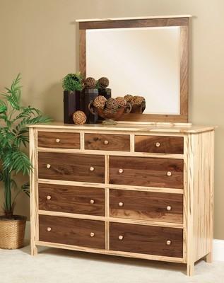 Cornwell High Dresser by Farmside Wood