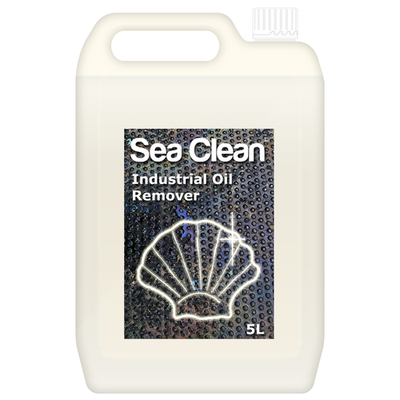 Natural Industrial Oil Remover - 5 Litres - Sea Clean