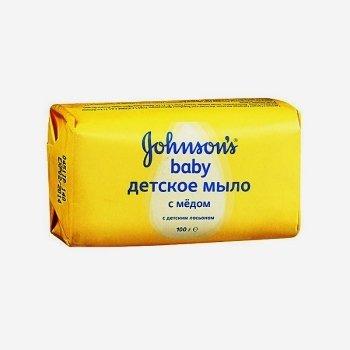 Мыло детское с медом 100г