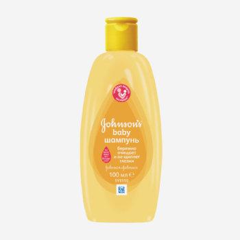 Johnson's baby шампунь детский 100мл