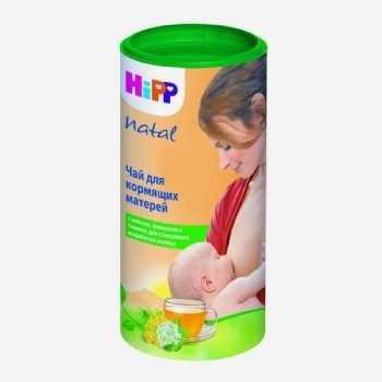 Hipp чай для кормящих матерей 200г