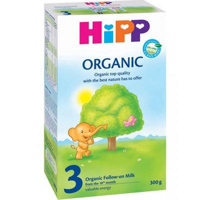 Hipp organic 3 300g