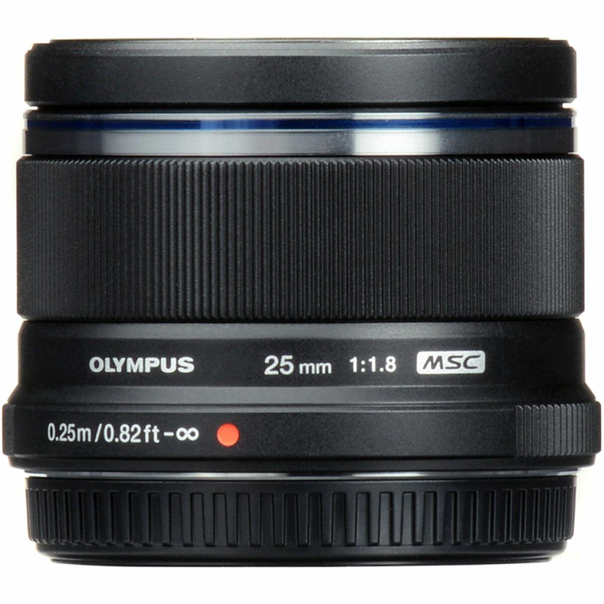 Olympus M.Zuiko Digital 25mm f1.8 Lens 00050