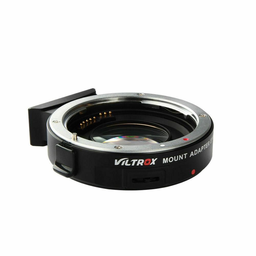 Adapter Viltrox EF / MFT (ручной) 00172