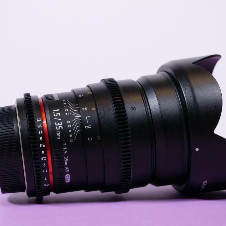 Samyang 35mm T1.5 ED AS 1143