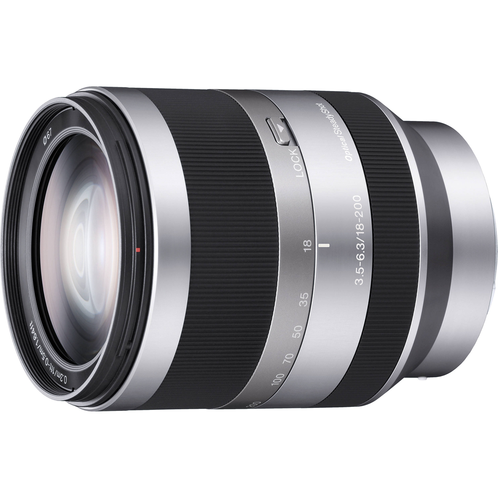 Sony 18-200mm f/3.5-6.3 E 00173