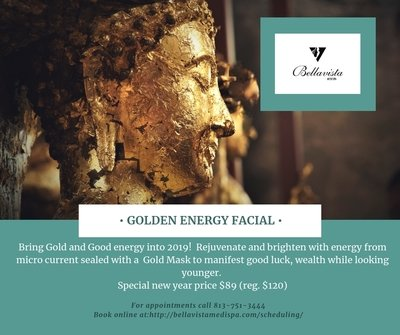 Golden Energy Facial