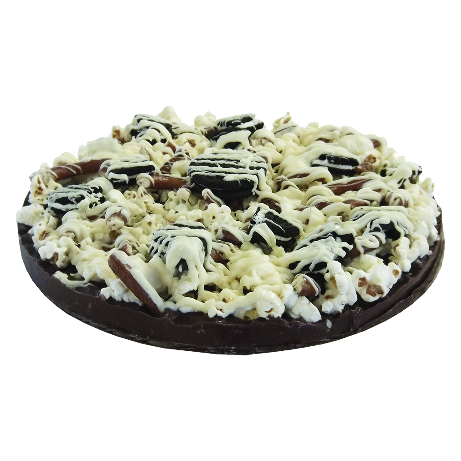 "Gourmet Chocolate Pizza with Pizazz™ 10"" (Oreo®) PZOR"