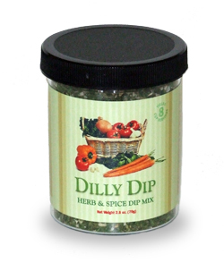 Dilly Dip Jar 2.80 oz. GDDD
