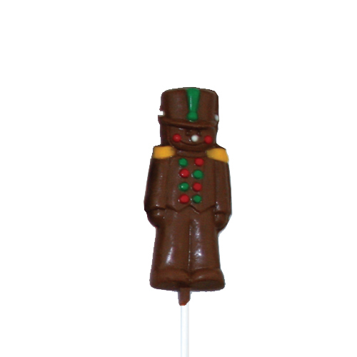 Chocolate Lollipops-Pollylops®-Soldier/Nut Cracker W-107