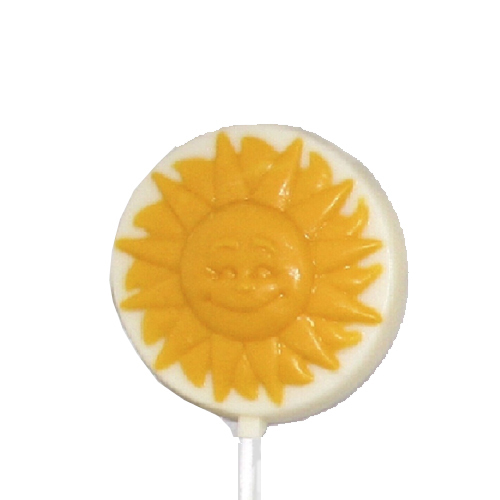 Chocolate Lollipops-Pollylops®-Sun Smiling/Wholeale W-408