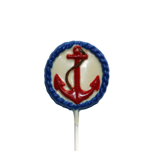 Chocolate Lollipops - Pollylops® - Anchor - Wholesale W-416