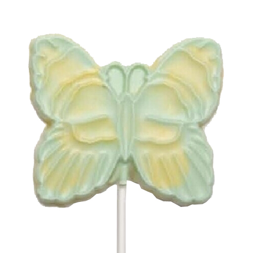 Chocolate Lollipops - Pollylops® - Butterfly - Large -  Wholesale W-614