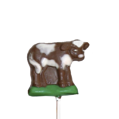 Chocolate Lollipops - Pollylops® - Calf - Wholesale W-616