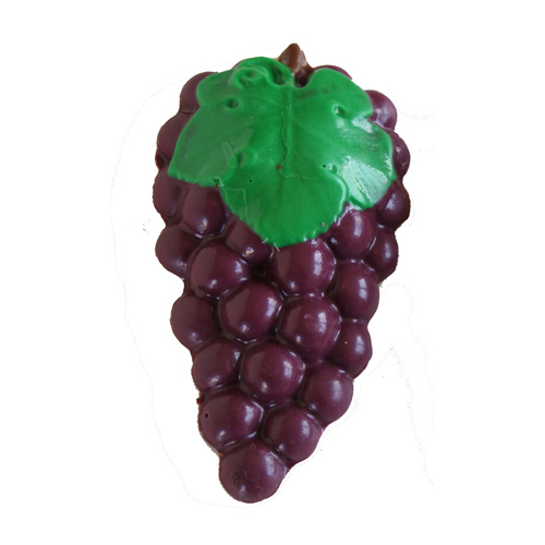 Chocolate Lollipops-Pollylops®-Large Grape Cluster/Wholesale W-714