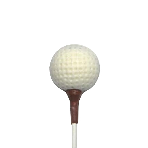 Chocolate Lollipops - Pollylops® - Golf Ball W-733