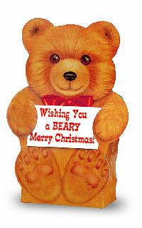 Teddy Bear Gift Box - Wholesale W-CBBEA