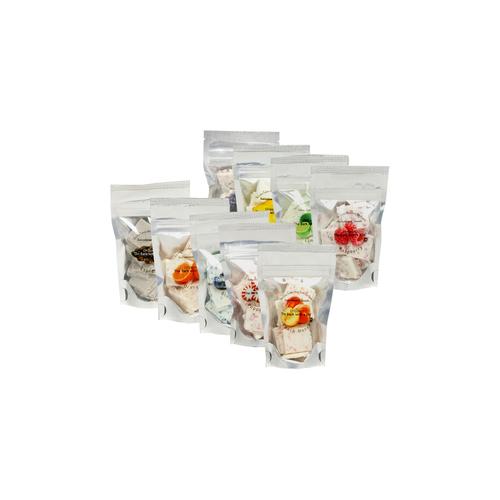 Bark Candy - 1.50 oz Favor Bag Zip Bag - Wholesale W-Favor Bag