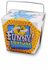 Themed Fortune Cookies (Funny / Wholesale) W-FCFU