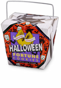Themed Fortune Cookies Halloween / Wholesale W-FCHA