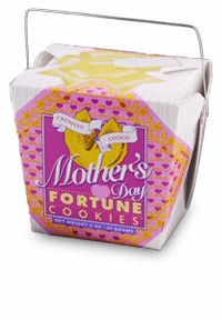 Themed Fortune Cookies (Mother's Day / Wholesale) W-FCMD