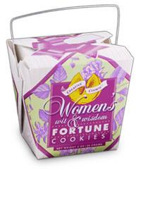 Themed Fortune Cookies (Women's Wit & Wisdom / Wholesale) W-FCWN