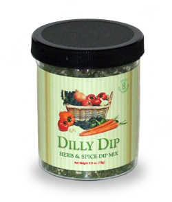 Gourmet Dill Herb & Spice Dip Mix - Large Jar - Wholesale W-GDDD