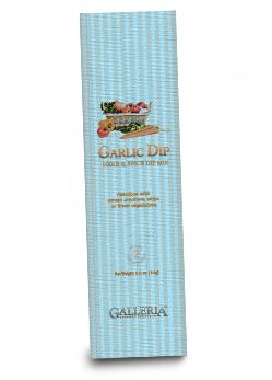 Gourmet Garlic Dip Mix - .50 oz. Packet -  Wholesale W-GPGD