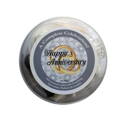 Microwave Cake Anniversary - Wholesale W-PMAN