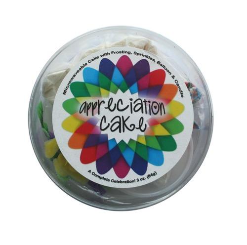 Microwave Cake (Appreciation / Wholesale) W-PMAP