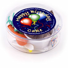 Microwave Cake Happy Birthday Balloon / Wholesale W-PMBC / PMBW